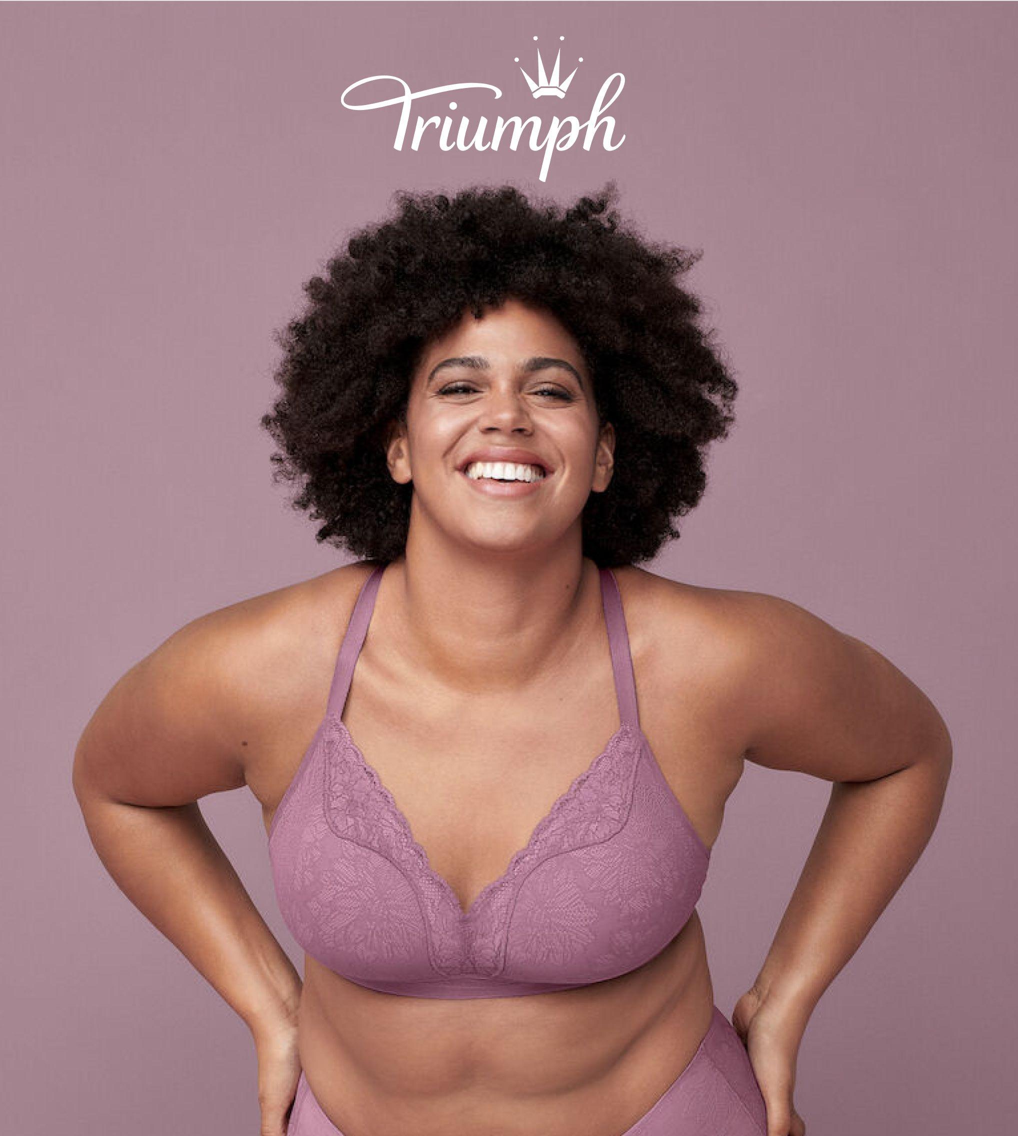 Triumph Lingerie – Love your change